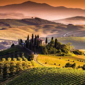 Dimore nella natura ion Toscana